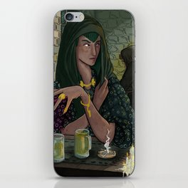 Witches Tavern iPhone Skin
