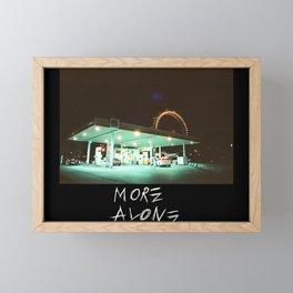 MORE ALONE Framed Mini Art Print