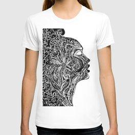 Emerging Face T-shirt