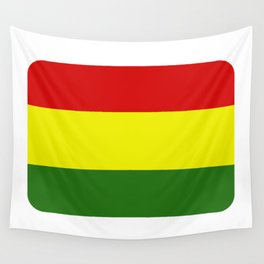 Bolivia flag Wall Tapestry