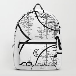 Nature O'clock Backpack