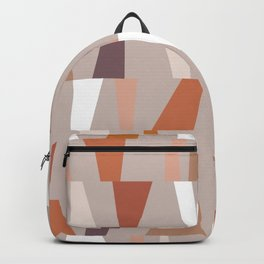 Neutral Geometric 03 Backpack