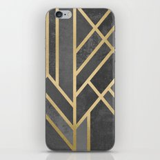 Art Deco Geometry 1 iPhone & iPod Skin