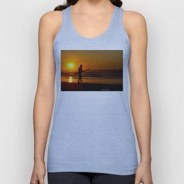 Seize the Morning Unisex Tank Top