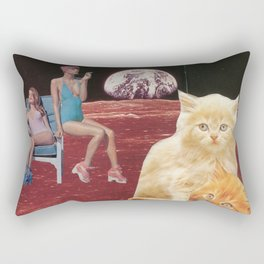 des chatons pour american beauty Rectangular Pillow