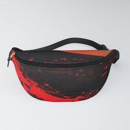 Dust 03 - Post Biological Universe Fanny Pack