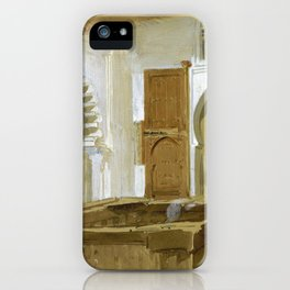 Our House In Tetouan - Digital Remastered Edition iPhone Case