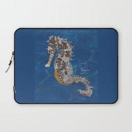 sea horse Laptop Sleeve