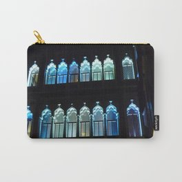 Blue Windows Carry-All Pouch