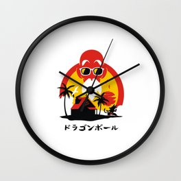 Kame Wall Clock