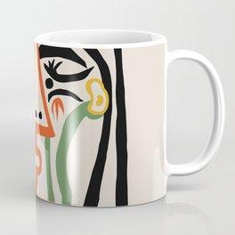Picasso - Woman's head #1 Kaffeebecher