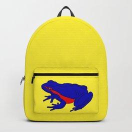 The Beguiling Frog Backpack