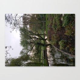 A Dutch Evening Canvas Print