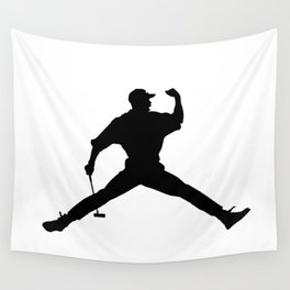 #TheJumpmanSeries, Tiger Woods Wall Tapestry