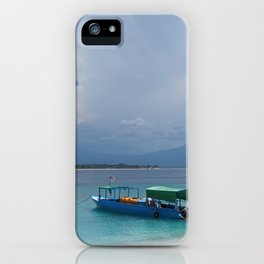 The island life iPhone Case