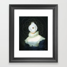 Another Portrait Disaster · G1 Framed Art Print