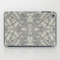 snowflake iPad Cases featuring Snowflake  by Project M
