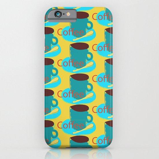 I love coffee! iPhone & iPod Case