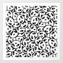 Pandamonium (Patterns Please) by lalainelim