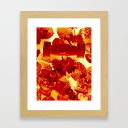Eternal Flame Framed Art Print
