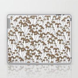 Beech Mushrooms Laptop & iPad Skin