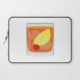 Old Fashioned Cocktail Laptop Sleeve