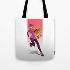 Honey Lemon Tote Bag