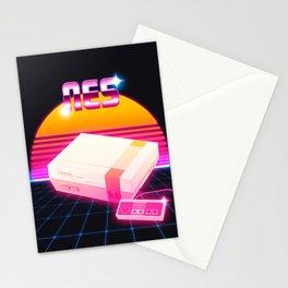 Retro NES Stationery Cards