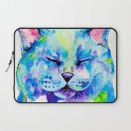 Fat Cat Laptop Sleeve