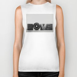 Love is ... Biker Tank