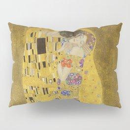 The Kiss by Gustav Klimt Pillow Sham