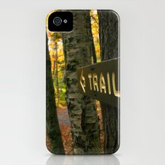The Trail  iPhone (4, 4s) Slim Case