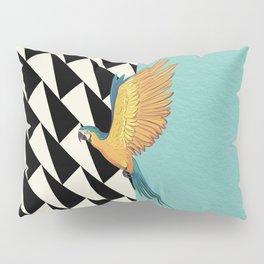 Parrot Pattern Pillow Sham