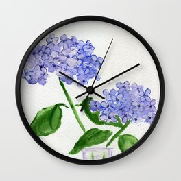 Singin' The Blues Wall Clock
