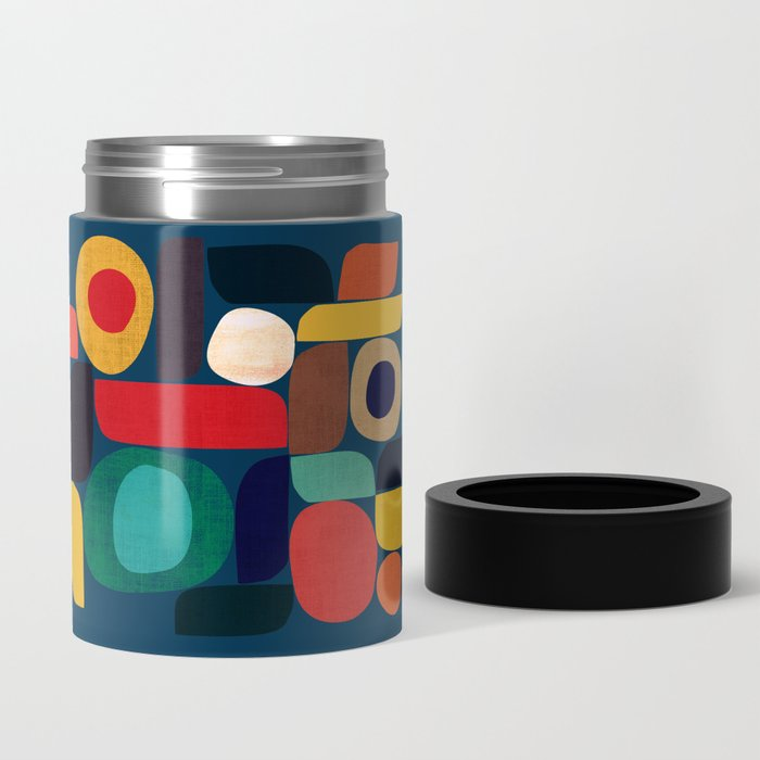 Miles and miles Can Cooler