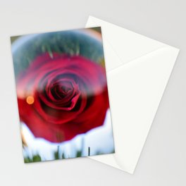 Focus On Love Stationery Cards