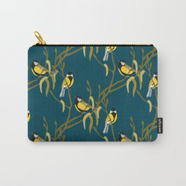 view in the garden Carry-All Pouch