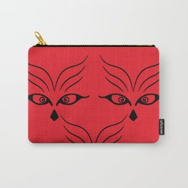 The three guardians Carry-All Pouch
