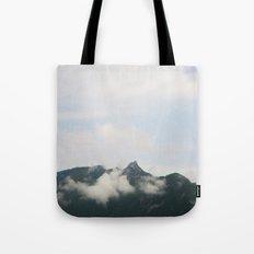 La Dent du Chat Tote Bag