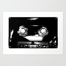 CAS00 Art Print
