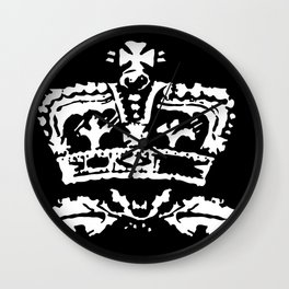 Not a Crown Wall Clock
