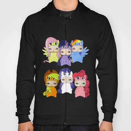 A Boy - Little Pony Hoody