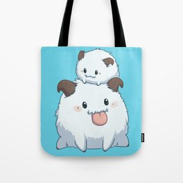 LoL Poro - Blue ver. Tote Bag