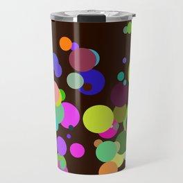 Circles #2 - 03072017 Travel Mug