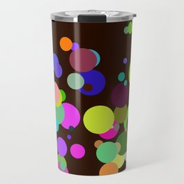 Circles #2 - 03072017 Travel Mug