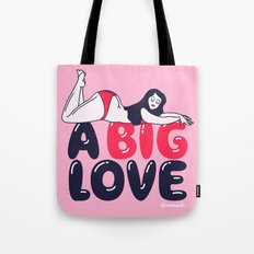 A Big Love Tote Bag