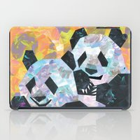 pandas iPad Cases featuring Pandas by DanielleArt&Design
