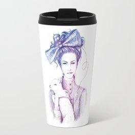 Speechless Collection - Sheep Travel Mug