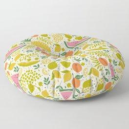 Fruit Mix Floor Pillow