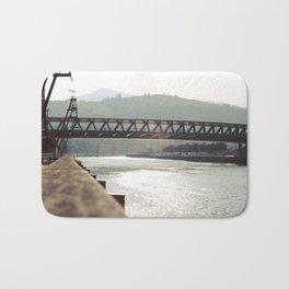 Euskalduna Bridge Bath Mat